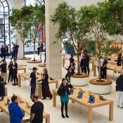 Vernieuwde Apple Store Regent Street in Londen heeft geen glazen trap meer [foto's]