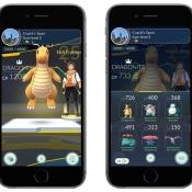 Pokémon Go-update brengt vangstbonussen en makkelijker trainen in een gym