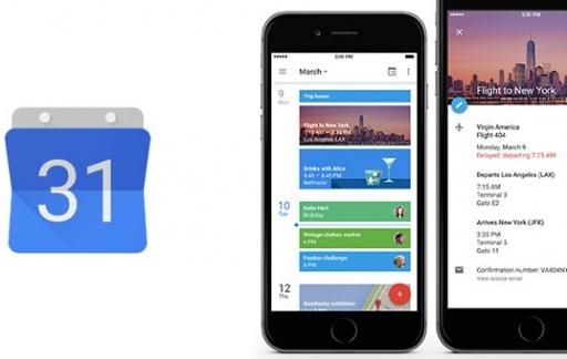 Google Agenda voor iOS