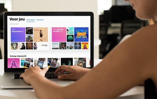 iCloud muziekbibliotheek in iTunes