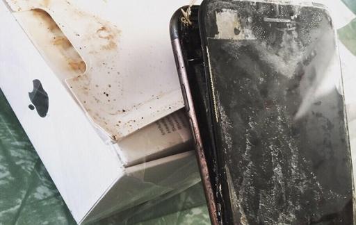 iPhone-explosie