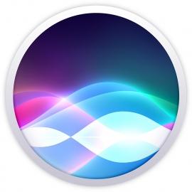 macOS Siri-icoon