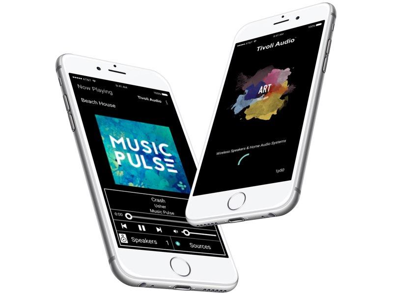 Tivoli Audio-app