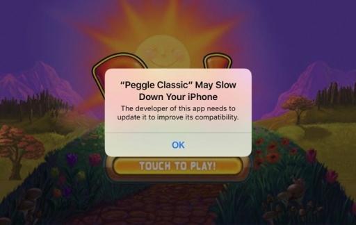 Waarschuwing verouderde apps in iOS 10.1 beta