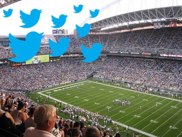 Twitter-sportbeelden