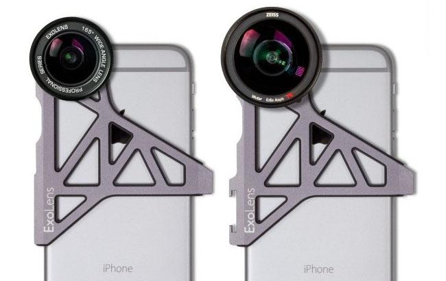 ExoLens op iPhones