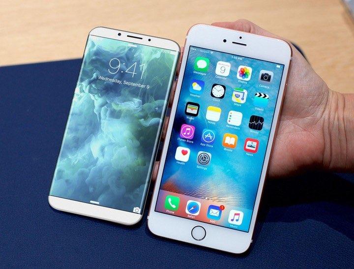 iPhone 8 concept: Plusmodel kan veel kleiner