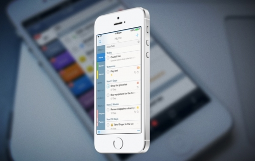 2Do voor de iPhone.