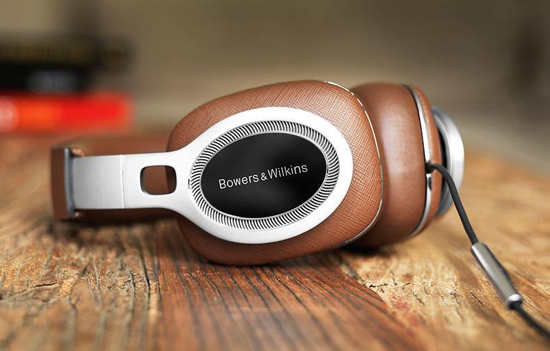 Bowers & Wilkins P9 Signature zijkant