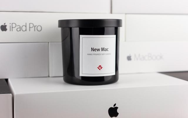 Mac-geurkaars