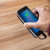 Mophie Hold Force met Powerstation voor de iPhone 7.