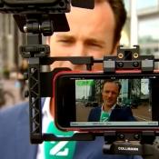 RTL Nieuws onthult set voor iPhone-liveverslaggeving, maar is zeker niet de eerste