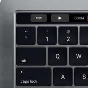 Escape-toets op Touch Bar.