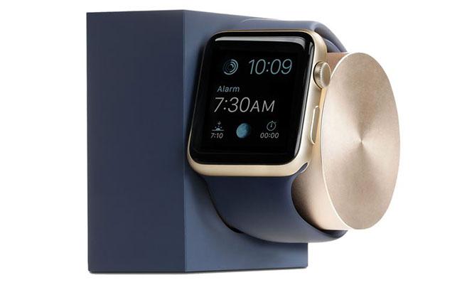 Native Union Dock voor Apple Watch
