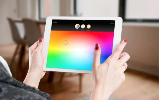 Hue voor de iPad laat je kleuren aanpassen.