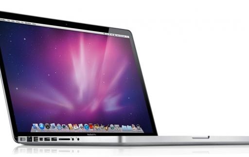 MacBook Pro uit 2011.