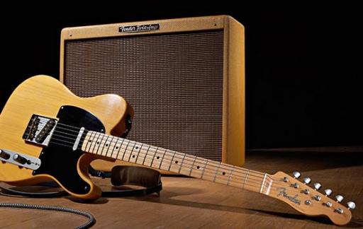 Fender gitaarversterker