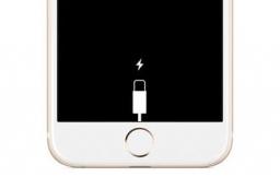 iPhone batterij-icoon