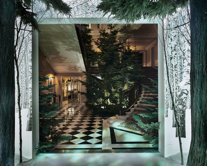 Claridges Kerstboom