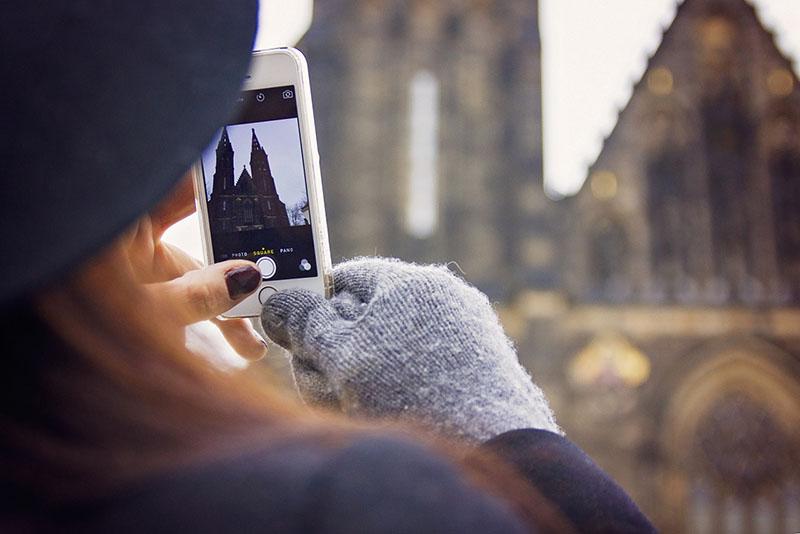 iPhone foto maken
