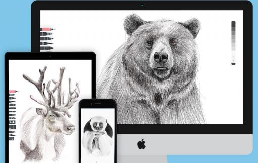 Tayasui Sketches voor iPhone, iPad en Mac