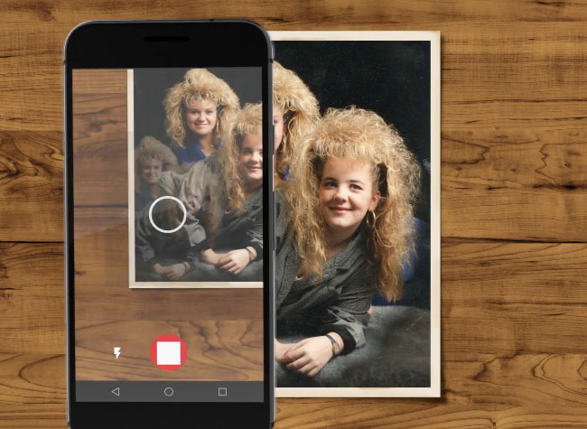 Google PhotoScan: ook voor je big hair-foto's