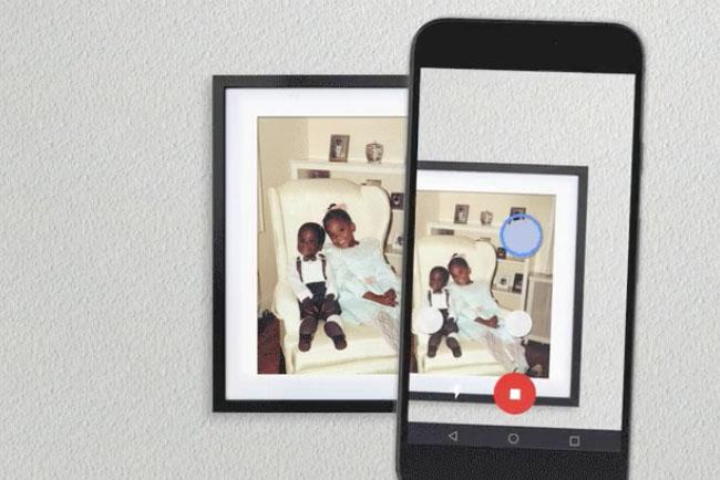Google PhotoScan-app