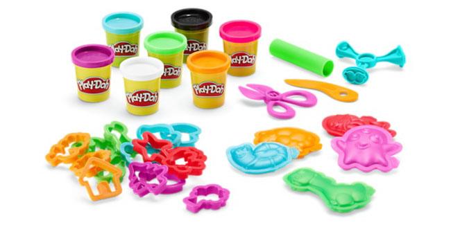 Play-Doh studio