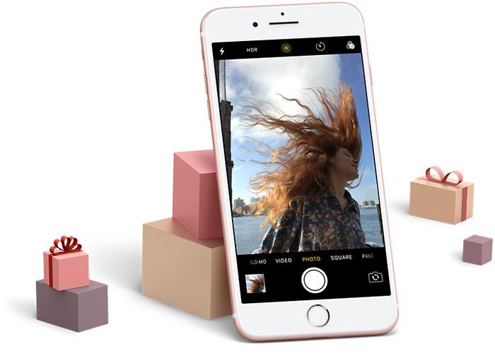 iPhone kerstcadeautje