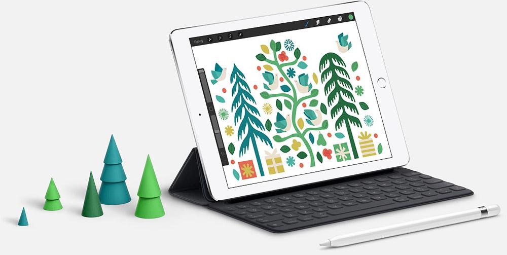 iPad kerst
