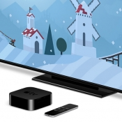 Apple TV kerst