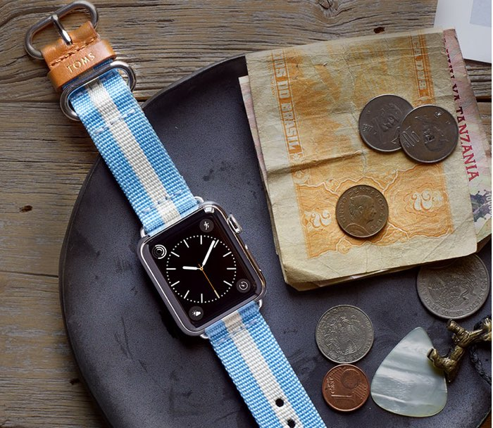 TOMS Apple Watch horlogebandje