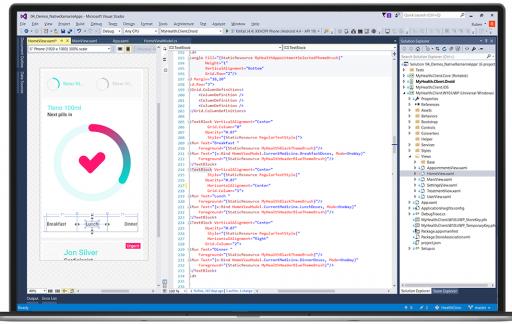 Visual Studio voor Mac