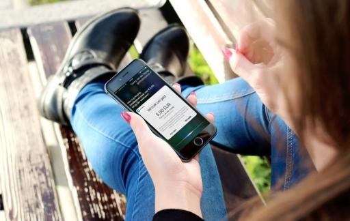 Betaalverzoek sturen met Siri en PayPal.