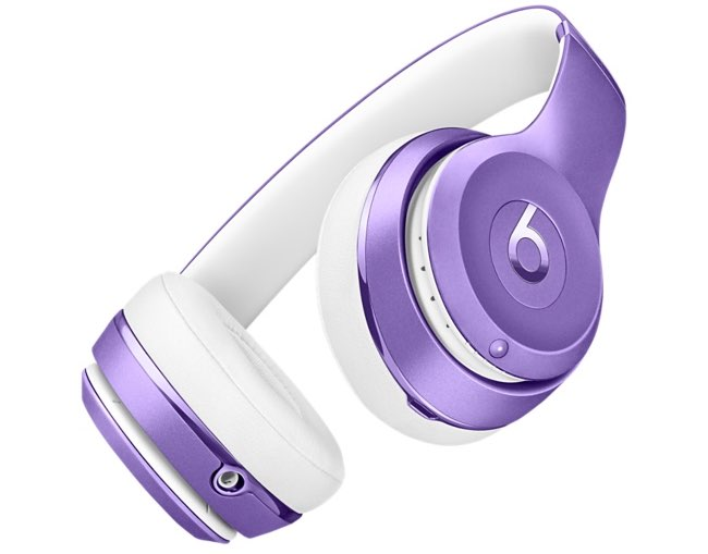 Beats Solo3 Wireless in Ultra Violet