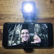 Life Lite - lampje voor je iPhone