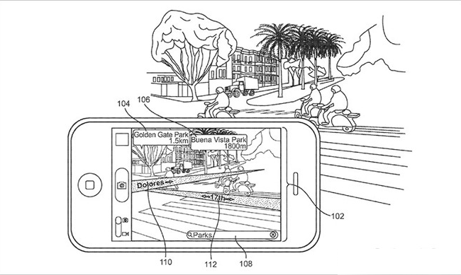Augmented Reality-kaarten