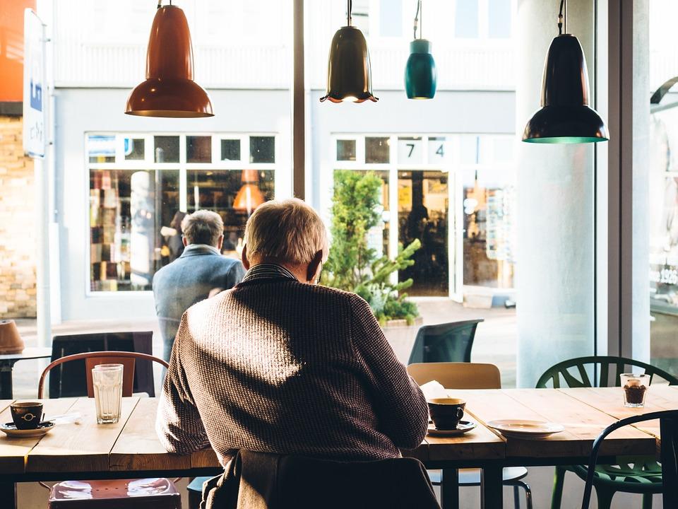 Koffiebar: lekker werken met Workfrom