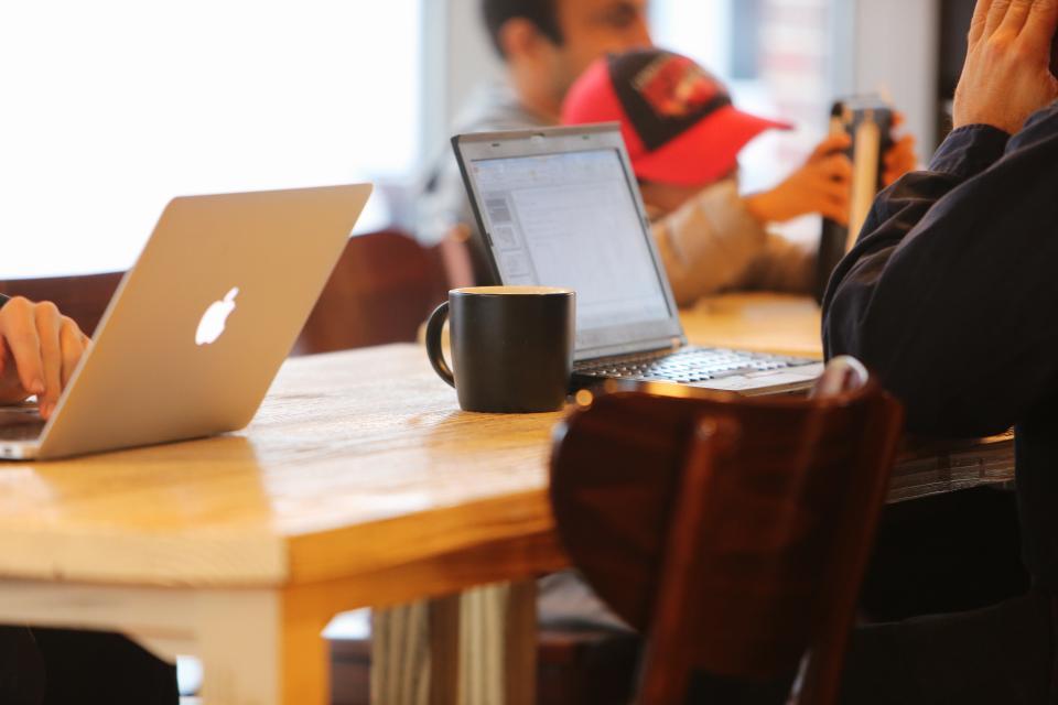 Workfrom: werkplekken-app voor iPhone