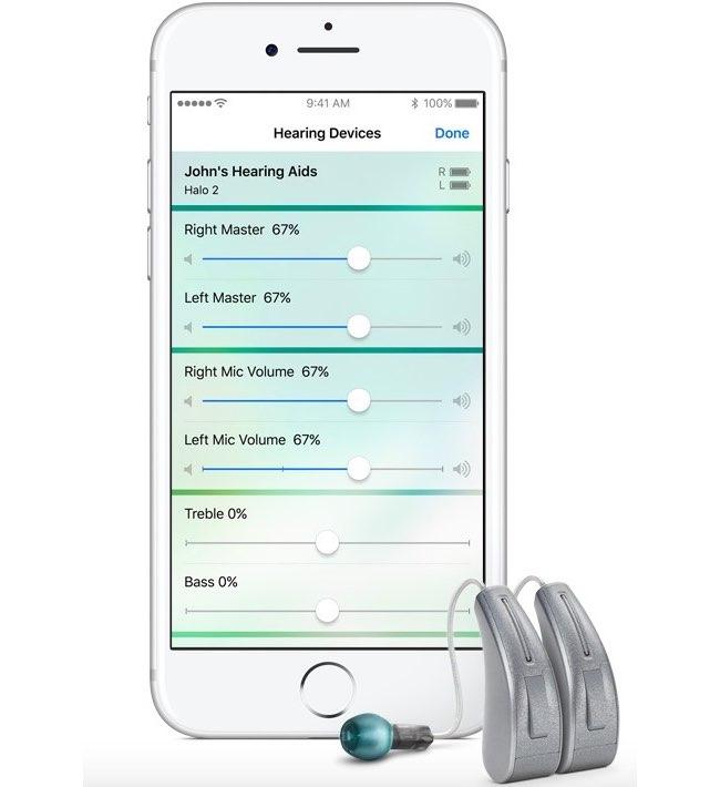 MFi gehoorapparaat