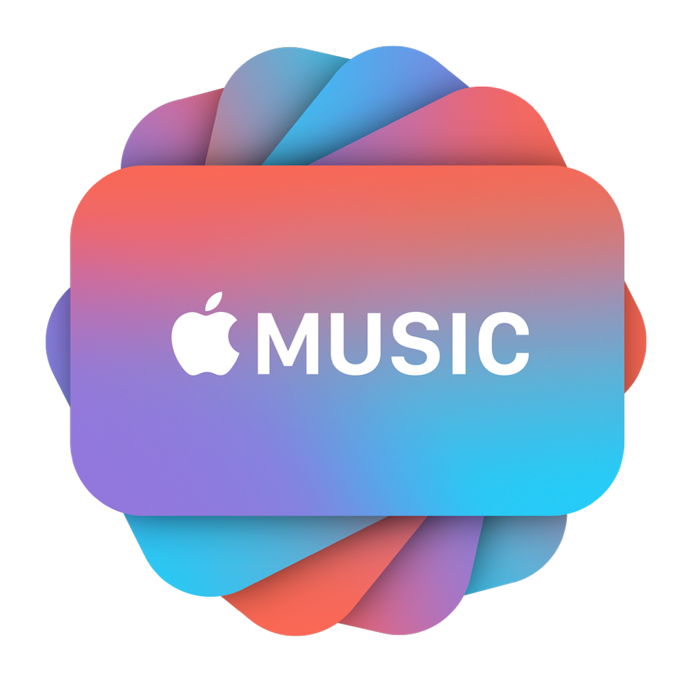 Apple Music Gift Card