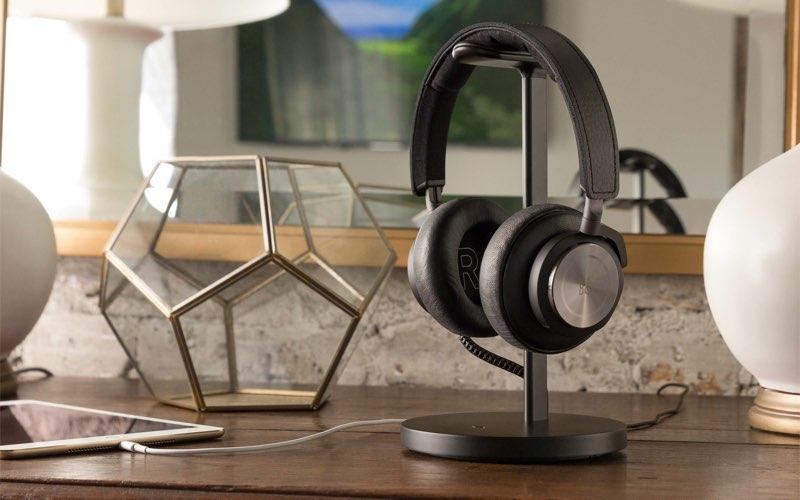 Fermata is een luxe oplaadbeugel voor je hoofdtelefoon