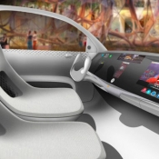 Apple Car-interieur