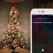 Kerstboom aanzetten met Siri via HomeKit.