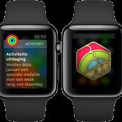 Zo doe je mee aan Apple's Nieuwjaarsuitdaging voor Apple Watch
