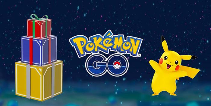 Pokémon Go feestdagen