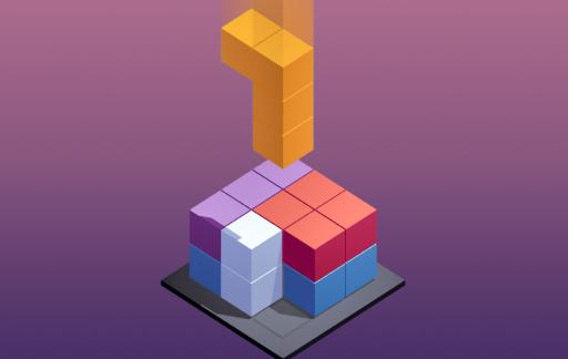 Kubik: gratis 3D-versie van Tetris voor iPhone en iPad