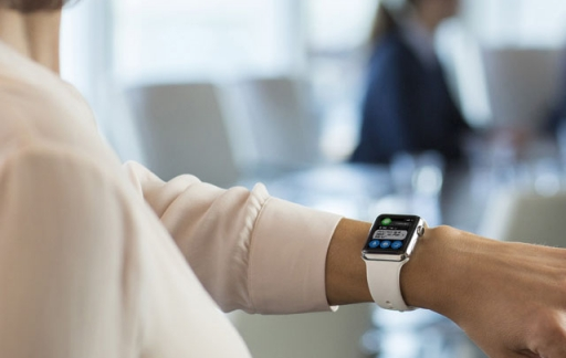 Wellness-programma op de Apple Watch