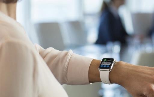 Wellness-programma op de Apple Watch