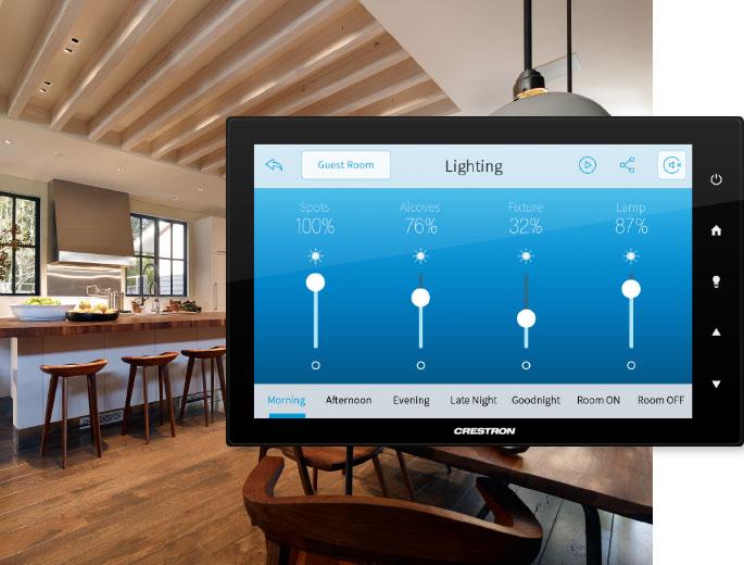 Crestron Smart Home